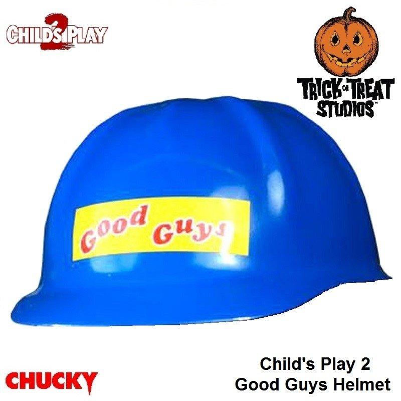 Good Guys Helmet Child's Play 2 Replica Chucky